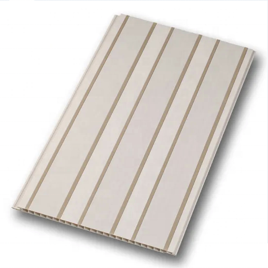 Waterproof Plastic Panel Laminated PVC Ceiling Tiles