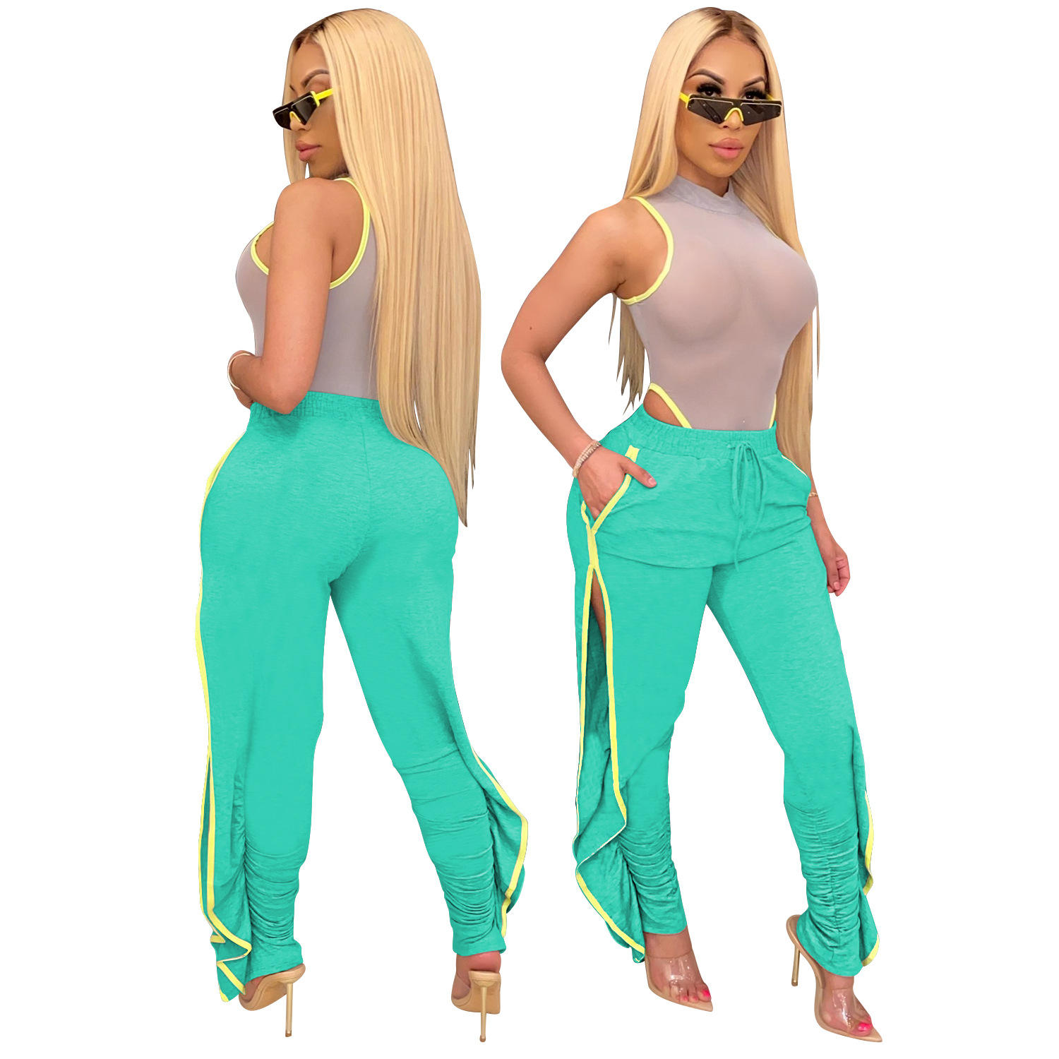 Vetement Pour Femme Musulmane Fat Women Clothing Sexy Clothes For Women Pants new style women clothing