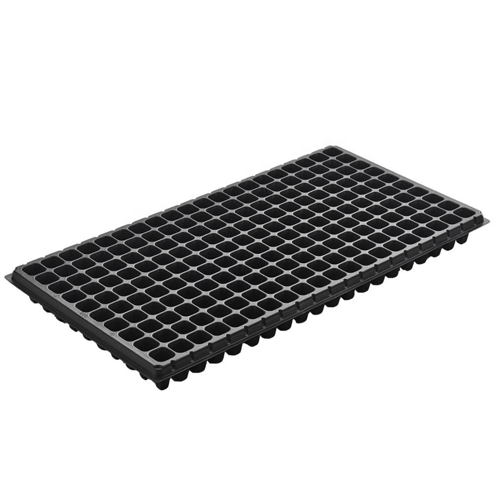 Plastic Seed Starting Grow Germination seedling Tray for Vegetables Nursery