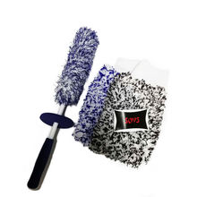 CAR Q2M WHEEL BRUSH