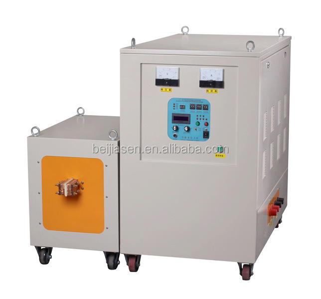 BJY-100AB IGBT de frecuencia ultrasónica de calefacción por inducción de rodamiento/Shrink fit máquina caliente de la Asamblea