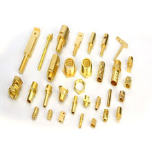 Precision Machining Service shanghai Supplier Customized CNC Turned Parts CNC Turning Brass Mechanical