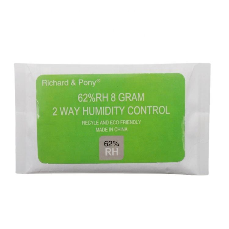 Top sale Boveda Weed Accessories RH62% 2 Way Humidity Control For Herb Tobacco
