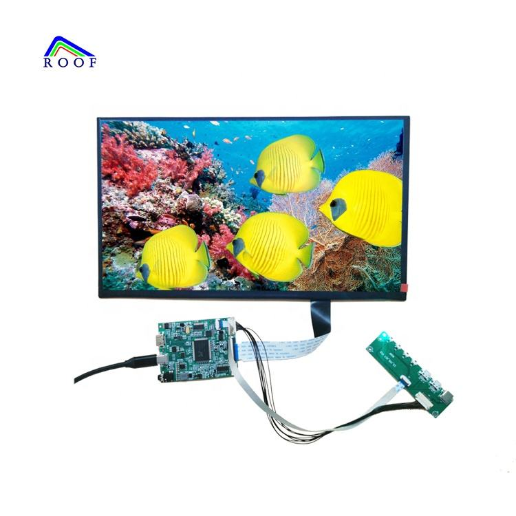 13.3 inch high brightness LCD Display Full HD 1920*1080 IPS TFT LCD Module HD