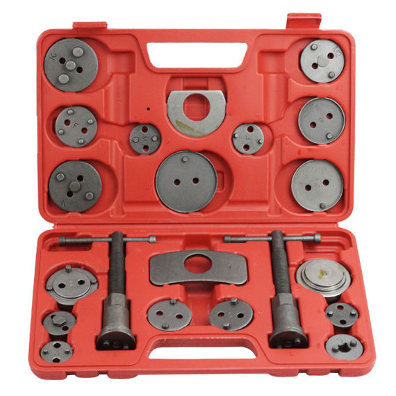 21 Pcs Brake Piston Caliper Wind Back Tool Kit Brake Tools