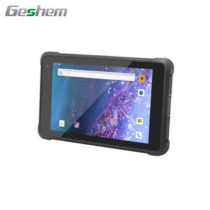 IP67 Industrie robusten android tablet PC 1000 nits optional auto halterung
