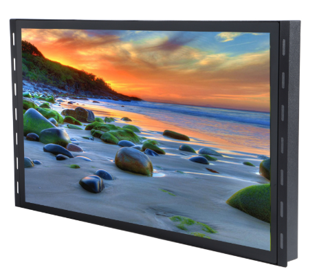 43 inch LCD outdoor display module high brightness with HD of manufacture cheaper