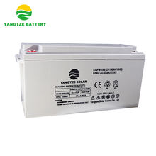 Yangtze vrla sealed lead acid battery 12v 150ah