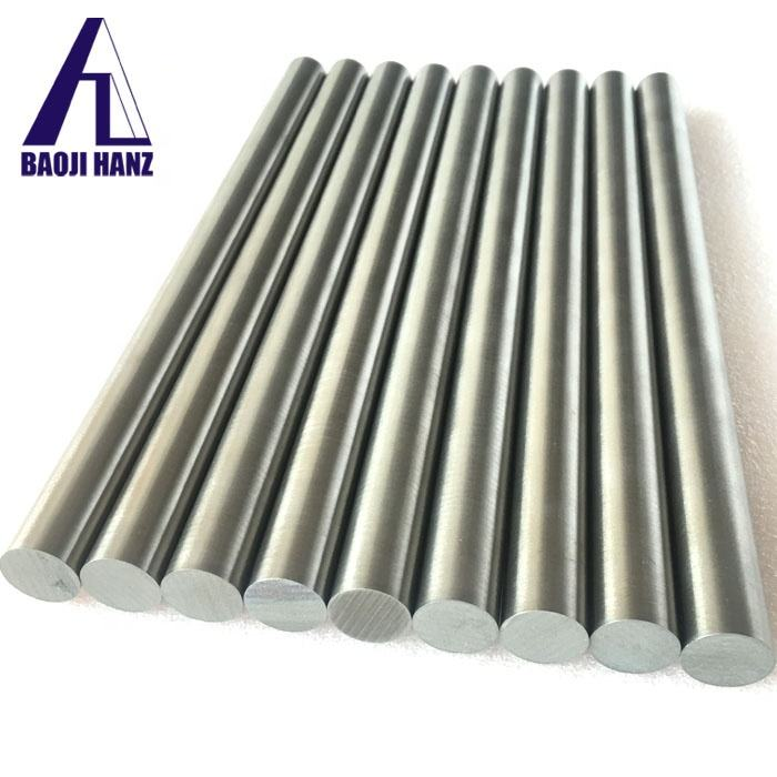99.99% wolfram pure tungsten rods bar for industry
