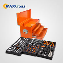 124pcs hand tool set mechanical tool kit Auto repair tools