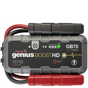 NOCO גאון Boost HD GB70 2000 Amp 12V UltraSafe ליתיום קפיצת Starter