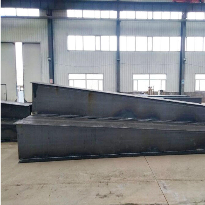 Steel H Beam Stainless Steel Cable Channel Used Steel H Beam