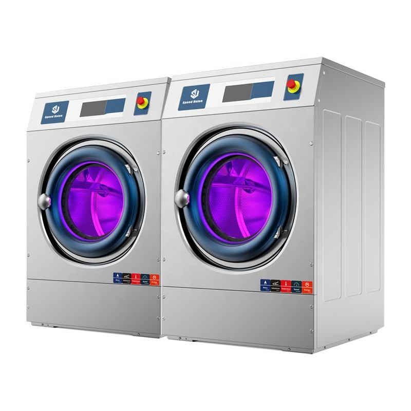 Industrial Commercial Washing Machine Hotel Laundry For Sale