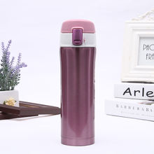 Custom Business Office Straight Vacuum Flasks Sports Cup For gift