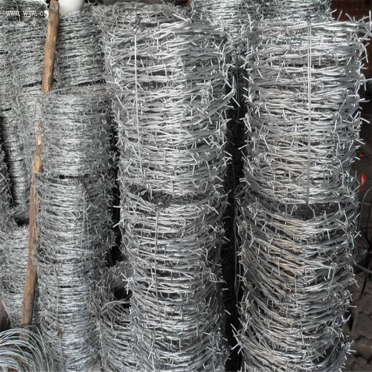 Galvanized Barbed Wire used for Market