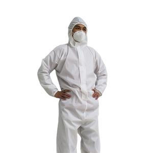 Waterproof Reusable Disposable Personal Virus Full Body Equipment Protection Coverall Suit Isolation Gown Clothing
