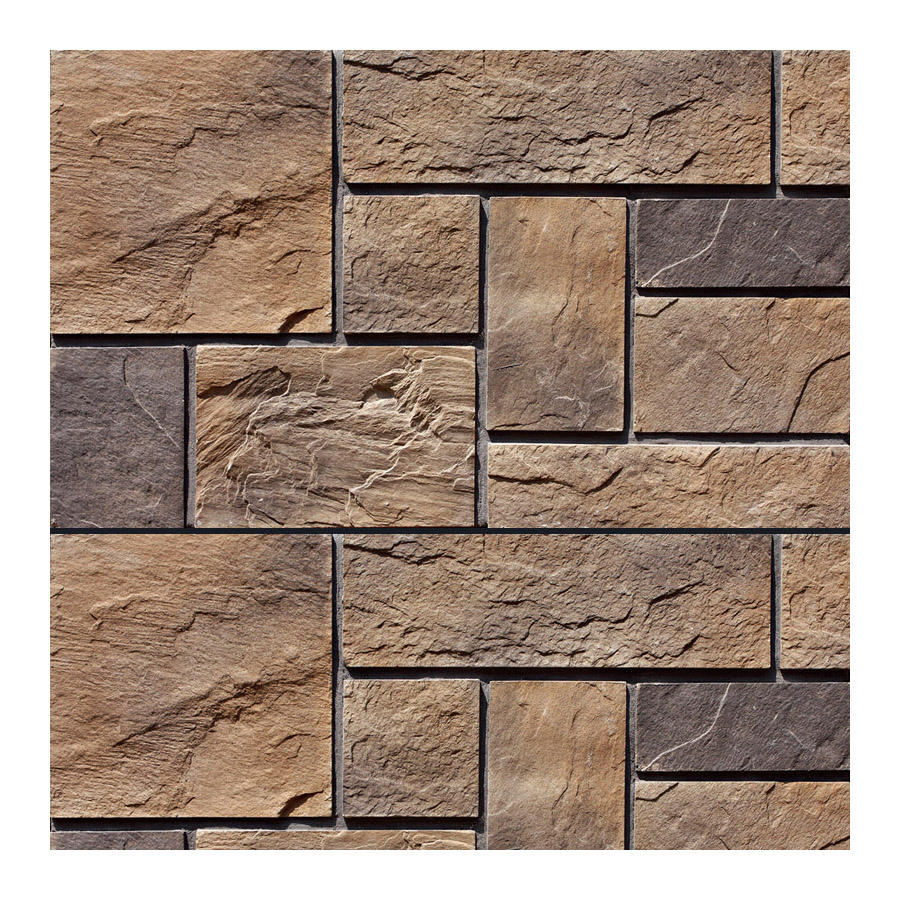 decorative wall stone tiles outdoor siding wall rock concre cement cast stone for wall decoration artificial culture stone