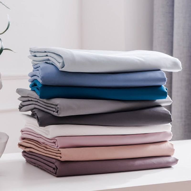 home textile high quality 300TC 100% cotton bedding percale fabric wide width