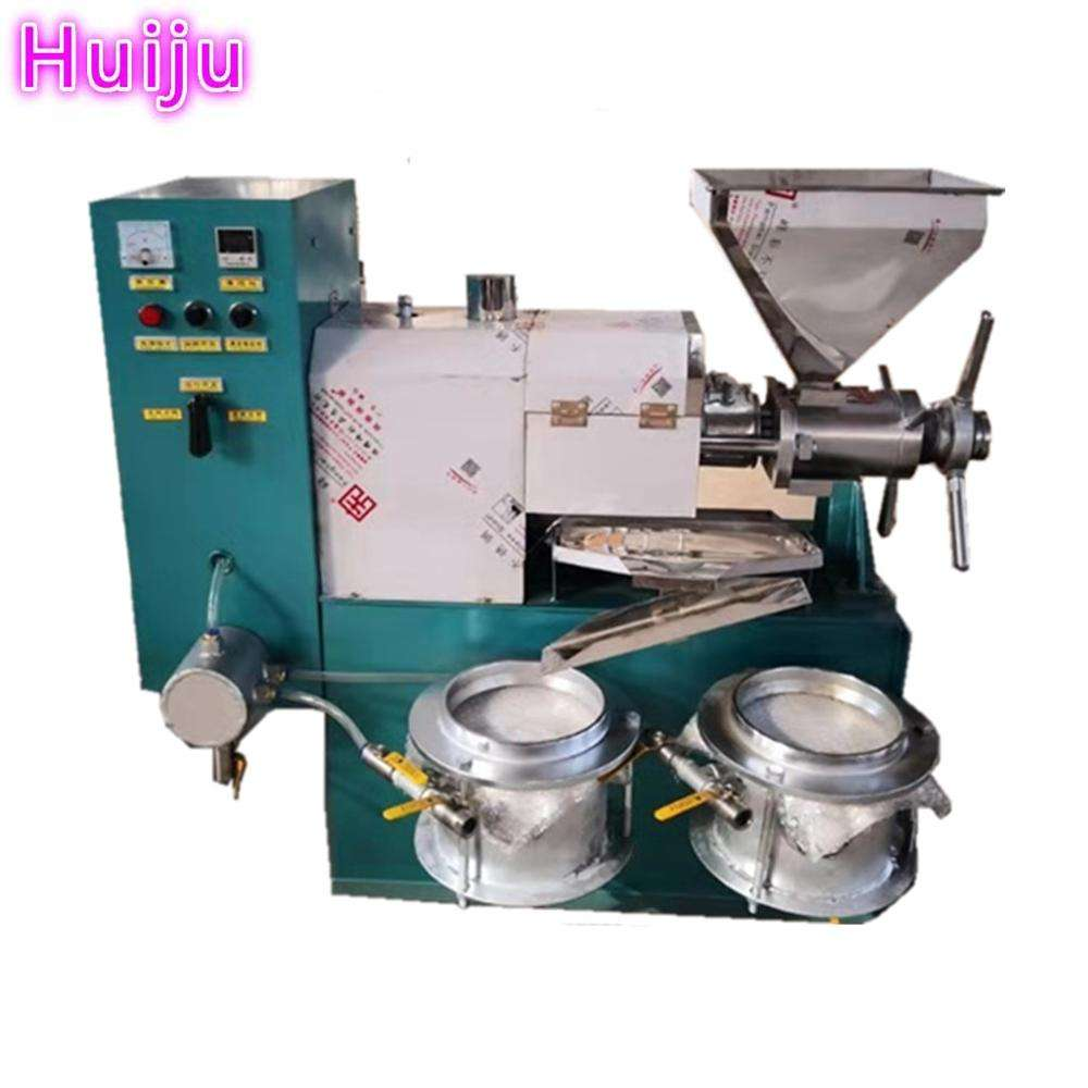 50kg/h cotton seed oil mill machinery prices for nuts seeds oil pressing