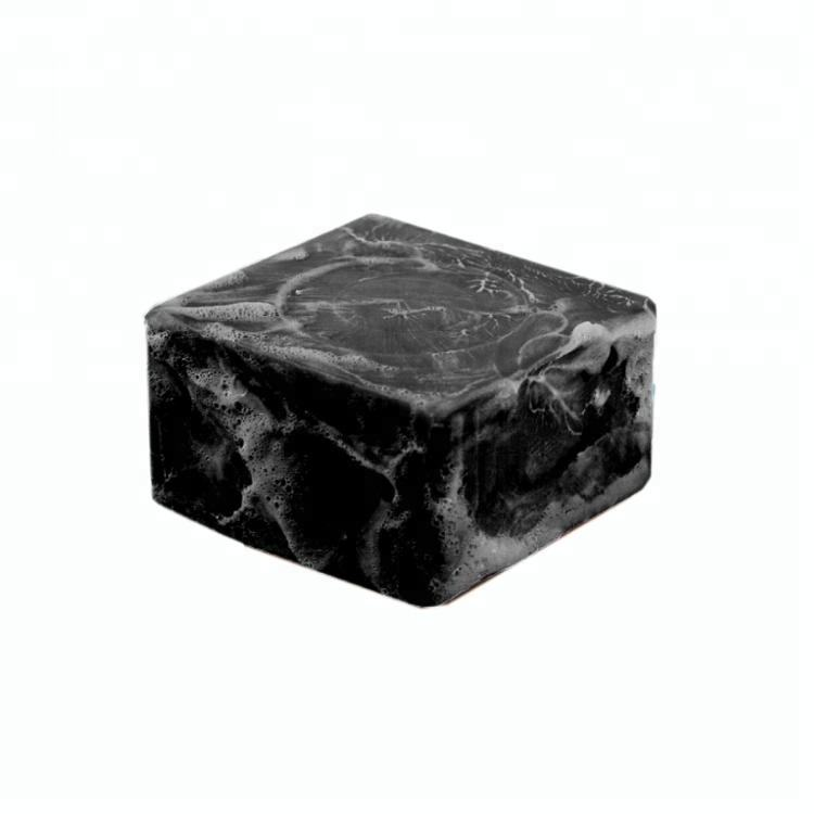 China OEM service Private Label natural african black soap for skin Whitening