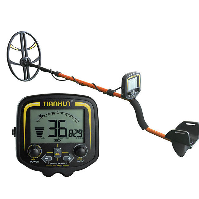 professional Discover Deluxe as the best professional underground gold metal detector