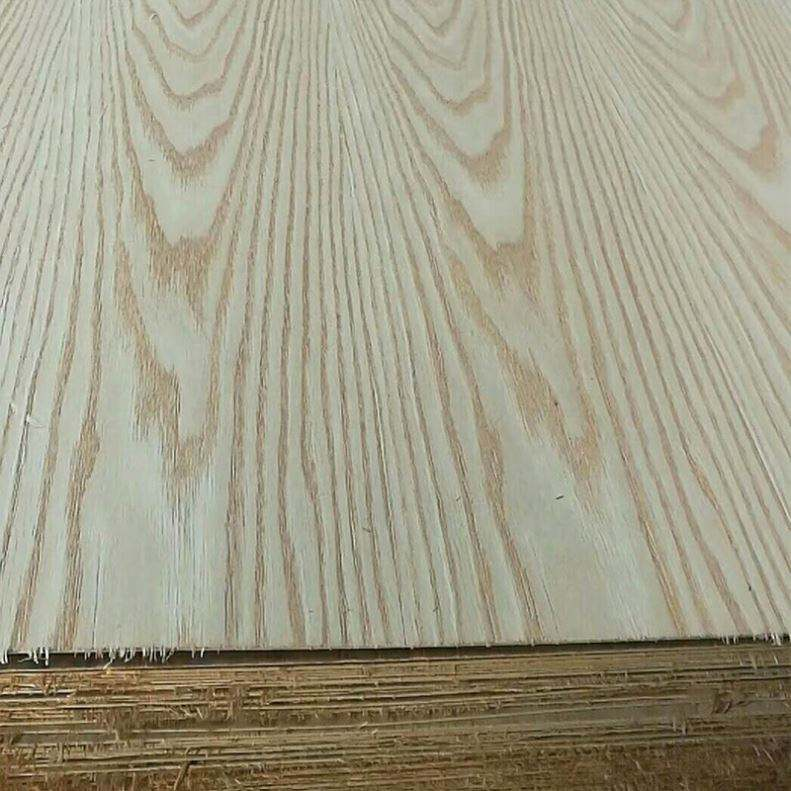 China Manufacturer Durable 1220*2440Mm Veneer Rubberwood Mdf Solid Wood Veneer Mdf For Furniture