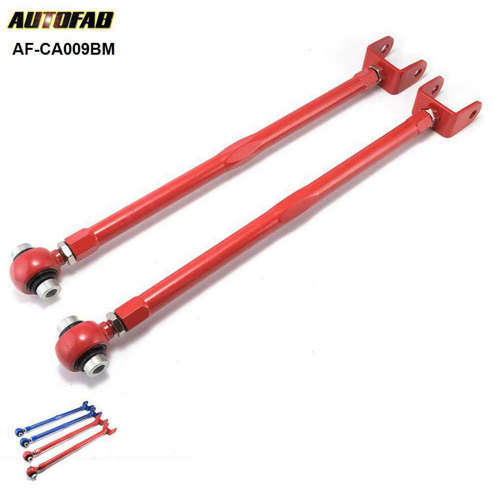 AUTOFAB- Adjustable Camber Kit Rear Lower Control Arm 2pcs For BMW 3-Series E36 E46 M3 Z3 Z4 AF-CA009BM