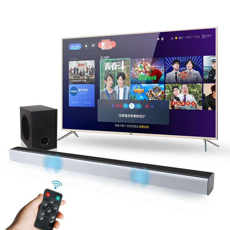 Tahan Air Soundbar Sony Bose Speaker Bluetooth Sederhana Aman Sistem Home Theater