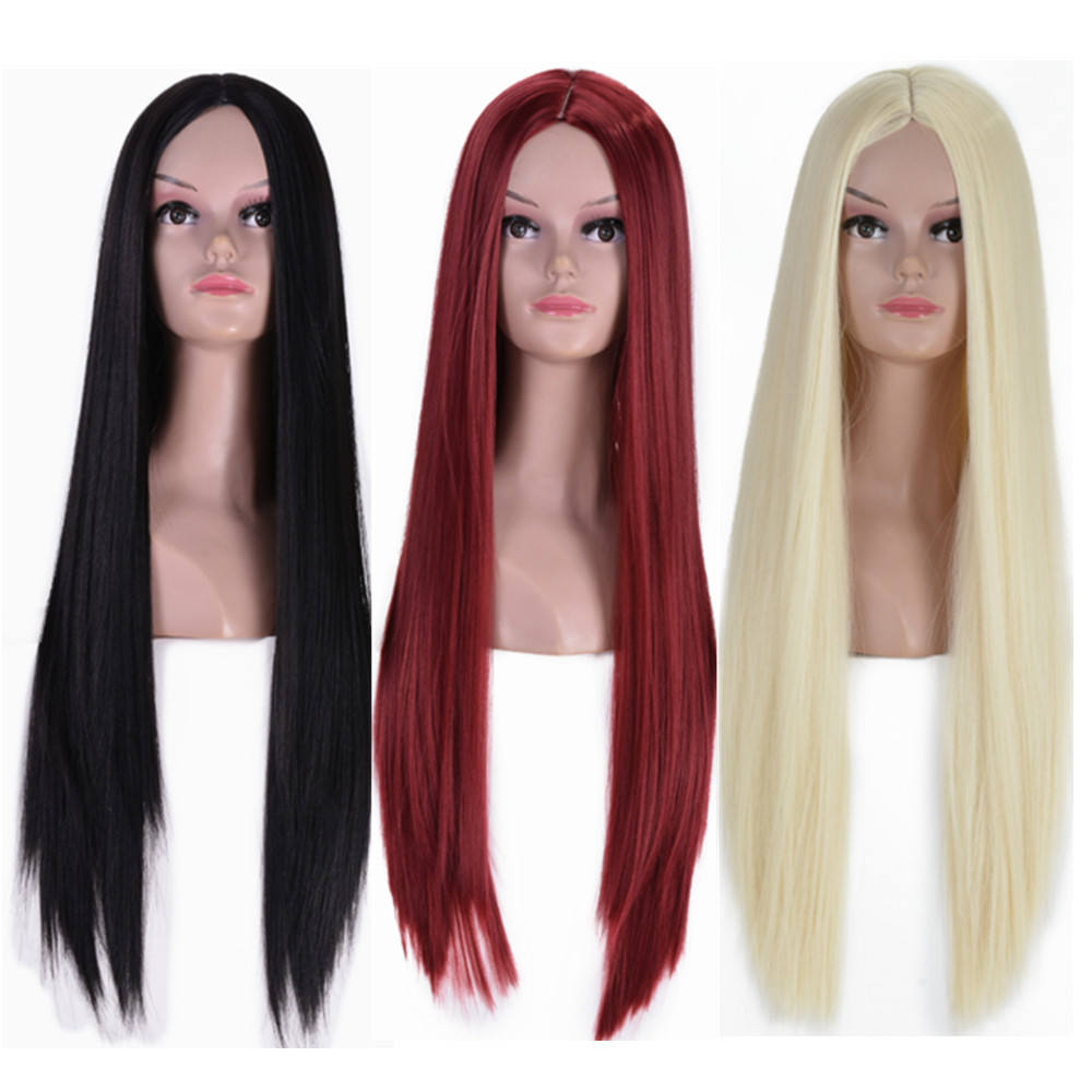 Factory Outlet Wig Animation Wig Fashion Synthetic hair Wig for Men and Women