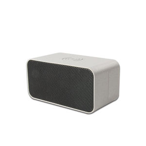 Top de Vendas Caixa Logotipo Personalizado eco friendly speaker Portátil bluetooth speaker Ao Ar Livre Indoor sem fio speaker