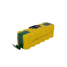 Ni-MH 14.4V 3000mAh/3500mAh 43.2Wh Replacement battery for iRobot Roomba 500 550 560 570 610 780 vacuum cleaner