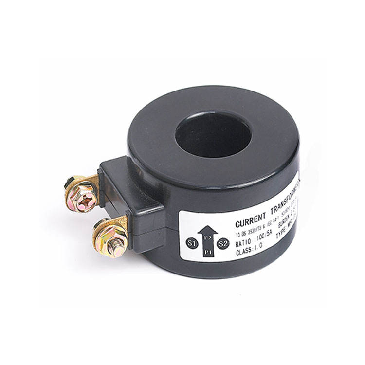 Low Voltage Moulded Ring Type Toroidal Cable Type Current Transformer
