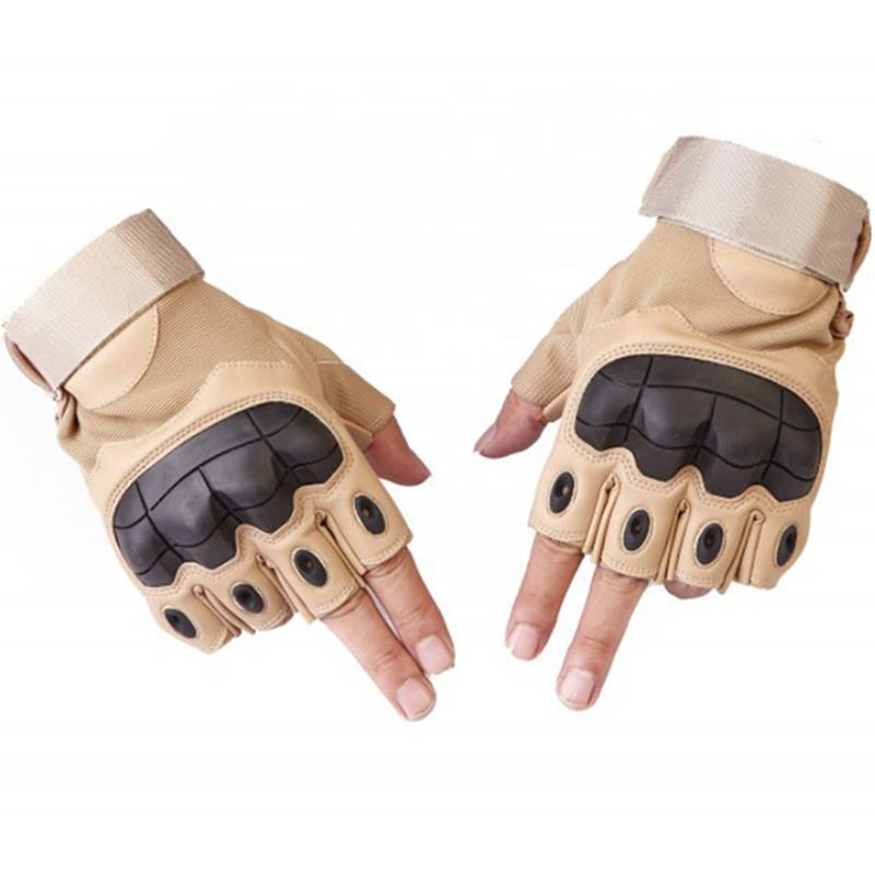 Swat Tactical Finger Useful Army Military Outdoor Sports Gym Training Cycling Tactical Gloves