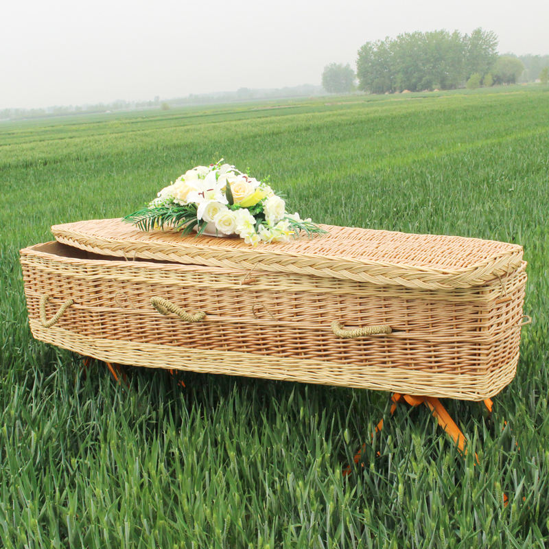 Luxury China Wholesale Cheap Flat Funeral Coffins And Caskets