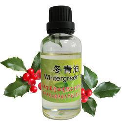 OEM factory manufacture essential oil Wintergreen oil for sk