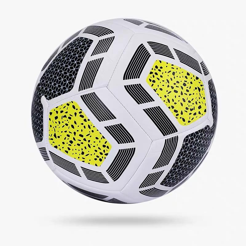 High quality hand stitched hover Soccer Ball custom Logo Official Size 5 for match