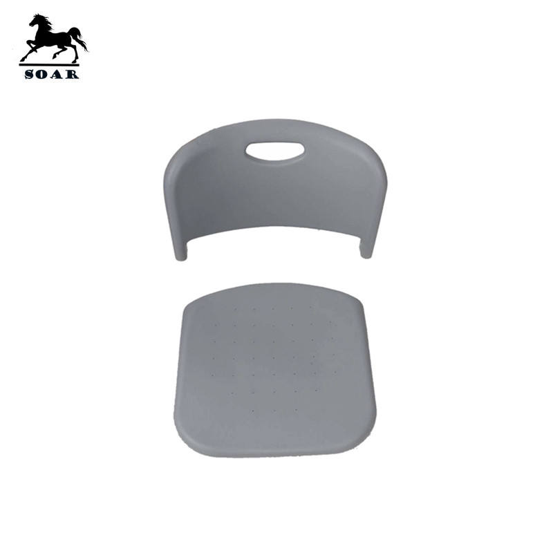 blow molding plastic board for school desk chair seat and back