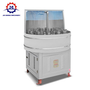 Rotary glass wine bottle washing machine with sale Manufactured bottle cleaning machine