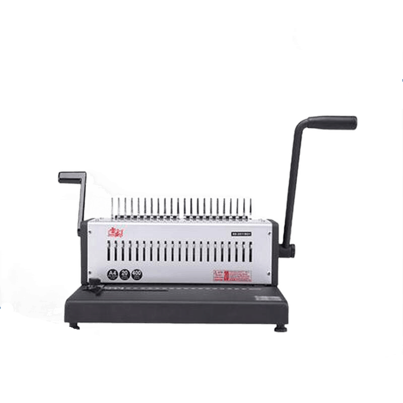 WD-SD2011B21 Professional Manual Notebook A4 Manual Comb Binding Machine