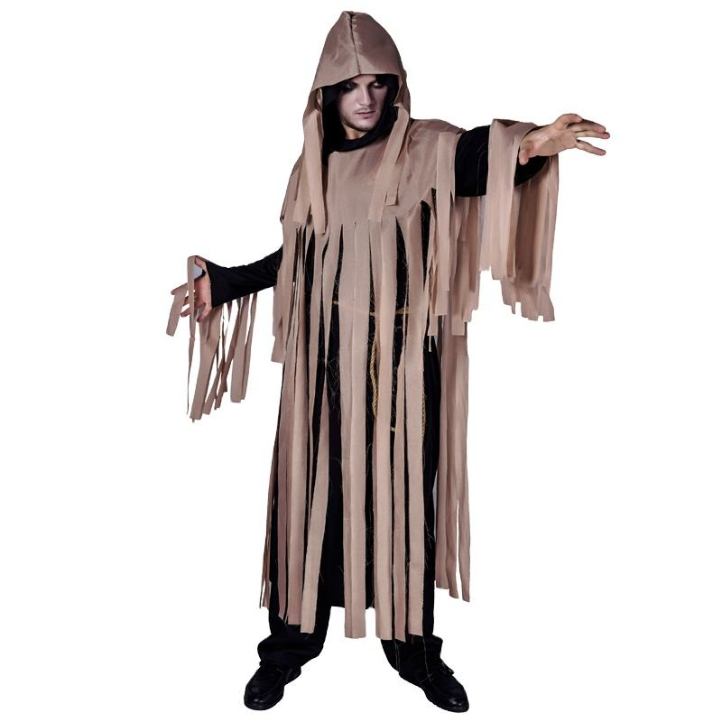 Halloween Carnival Party Cosplay Zombie Costume Adult Horror Ghost Zombie Robe For Man