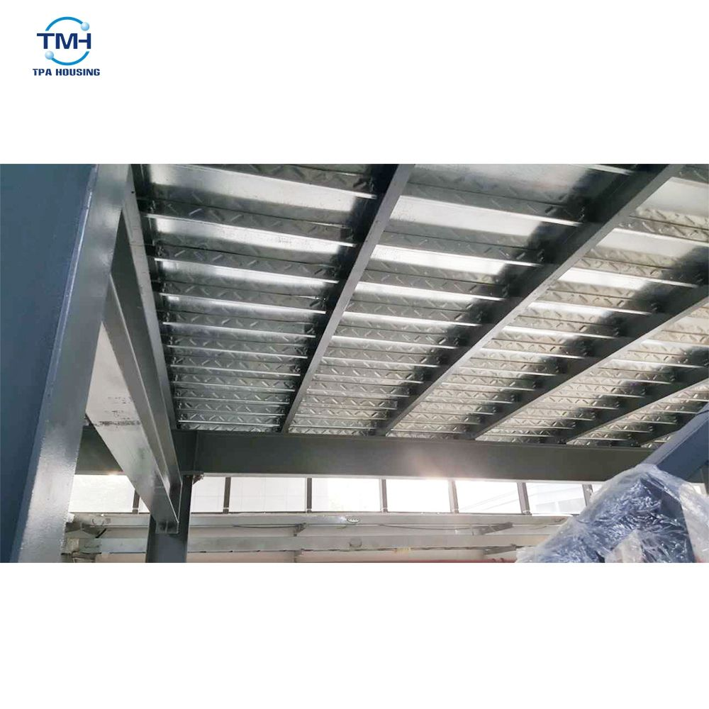 custom made heavy cheap steel fabrication frame house