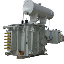 Single phase core type furnace transformer used for annealing furnace