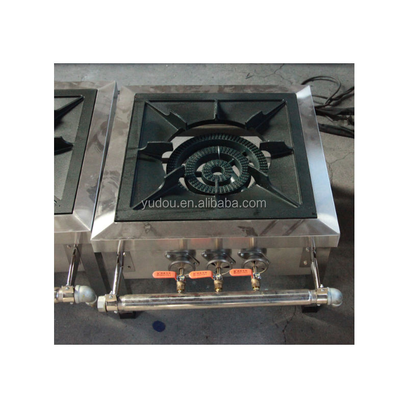 China hot sale gas stove cast iron burner plate with 4 burner