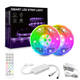 Smart WiFi LED Strip SMD 5050 10M 300LEDs IP20 RGB Light Smart Phone Controlled for Home