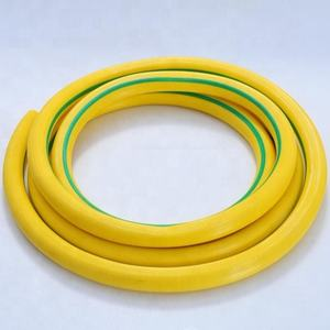 300 ft water hose fabric braided pvc garden pipe water hose