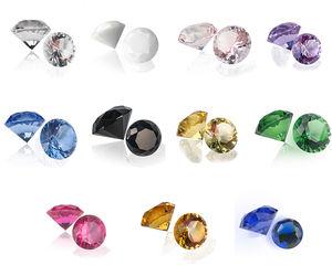 2020 Venta caliente de moda de lujo boda comedor decoración de dormitorio de cristal Decoración