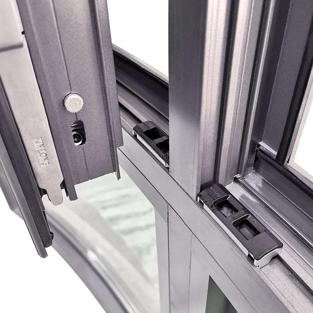Glass Aluminium Door Double Glass Windows Aluminium Doors And Windows Designs