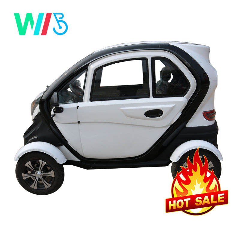 EEC Approved Adult Europe Model Electric Mini Car Made with Silent Motor in China