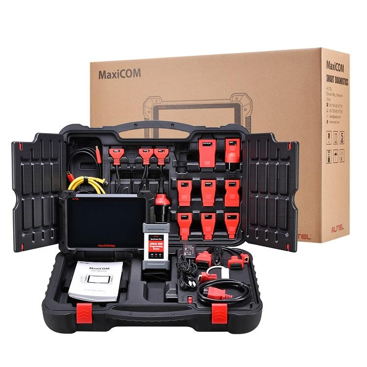 Autel MaxiCOM MK908Pro ECU programming diagnostic tools for online program