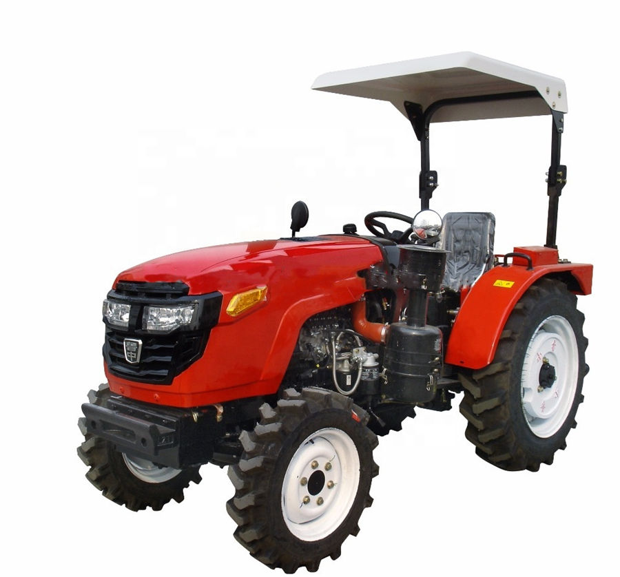China Suppliers Farm Mini 15HP Tractors For Agriculture